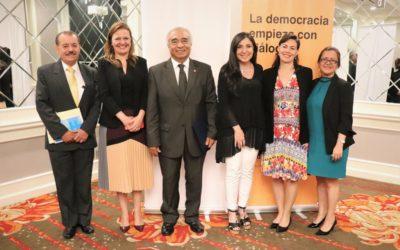 Junto a ONU Mujeres