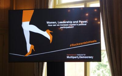 Política, ciencia, tecnología o empresas: ¿cómo podemos incrementar la participación de las mujeres?