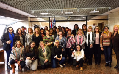 Uruguay: Fortalecimiento de mujeres políticas