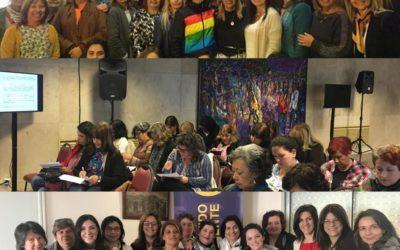Talleres para candidatas con ONU Mujeres en Uruguay