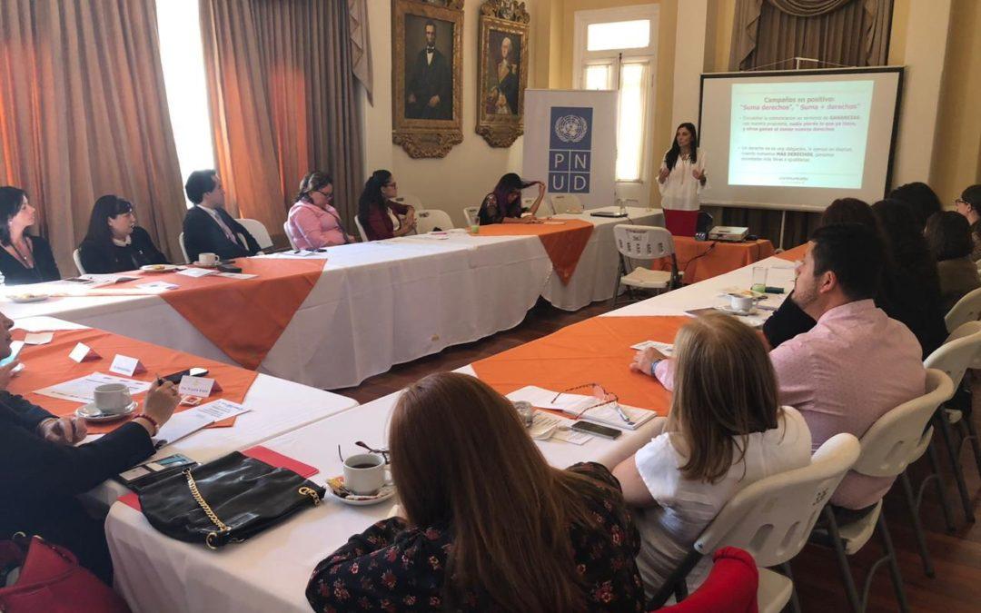 Con ONU en Costa Rica, presentamos una estrategia de comunicación regional