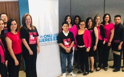 Campaña #HeForShe ONU Mujeres Guatemala