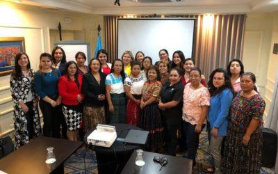Entrenamiento en comunicación, con ONU Mujeres