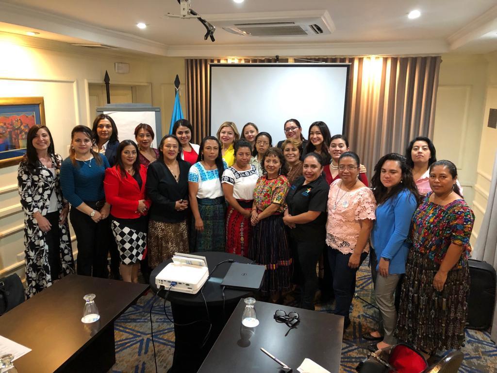 Entrenamiento en comunicación, con ONU Mujeres4