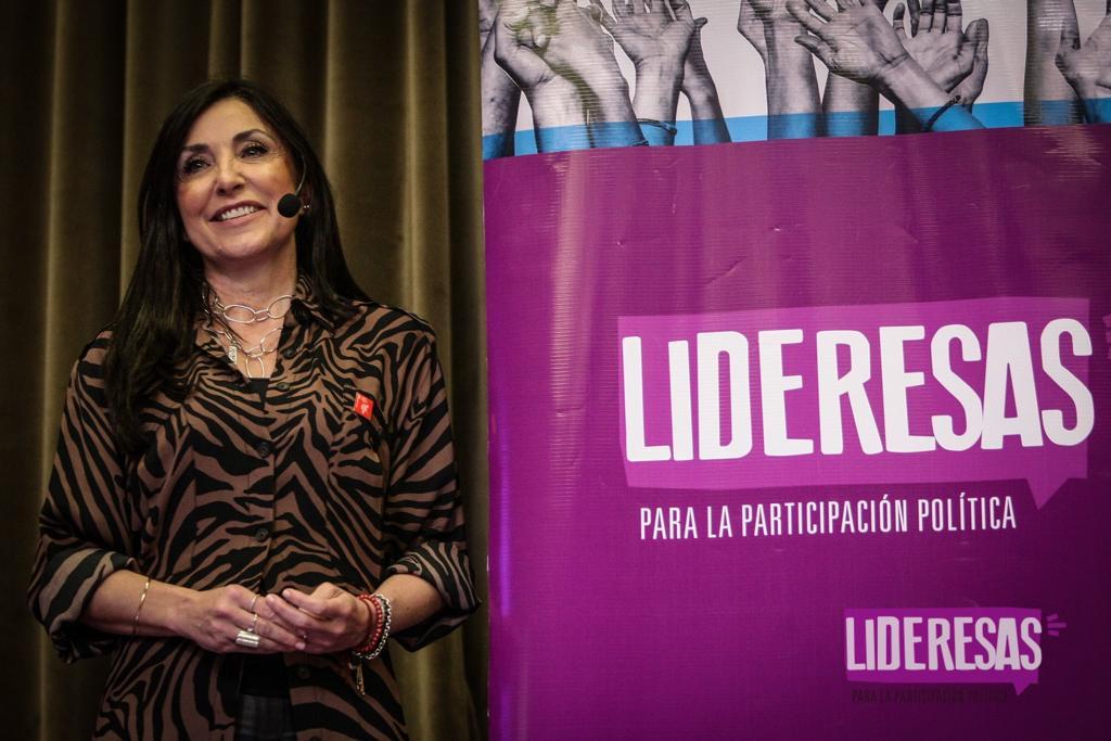 Excelente jornada de trabajo con Lideresas5