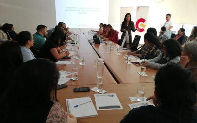 Taller de comunicación asertiva,  con ONU Mujeres y AECID