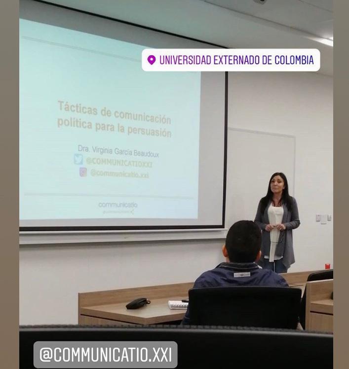 Especialización en Marketing Político y Estrategia de Campaña, Colombia2