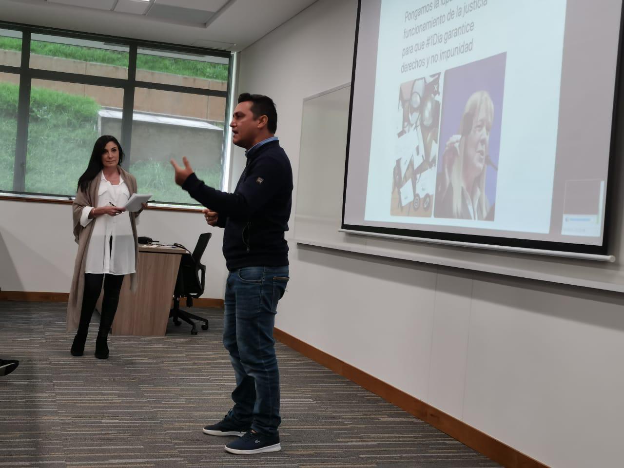 Especialización en Marketing Político y Estrategia de Campaña, Colombia4