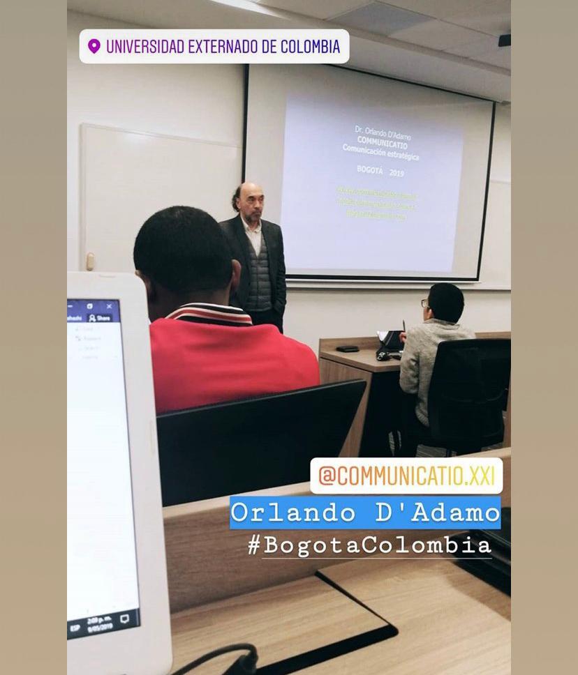 Especialización en Marketing Político y Estrategia de Campaña, Colombia5