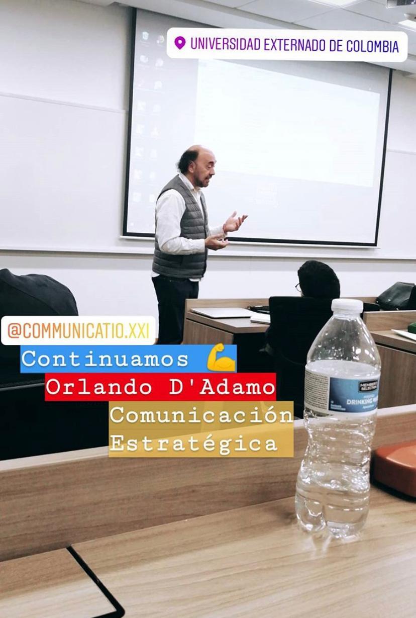 Especialización en Marketing Político y Estrategia de Campaña, Colombia8