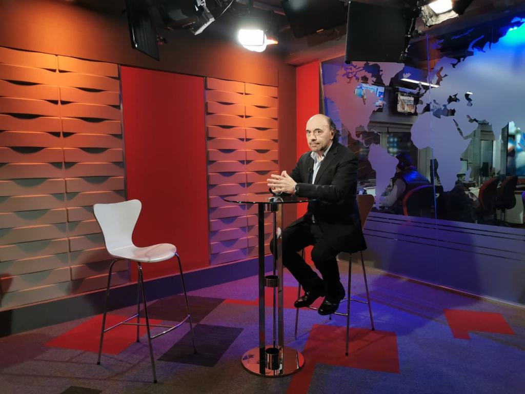 Nuevamente en CNN analizamos la semana politica argentina (1)