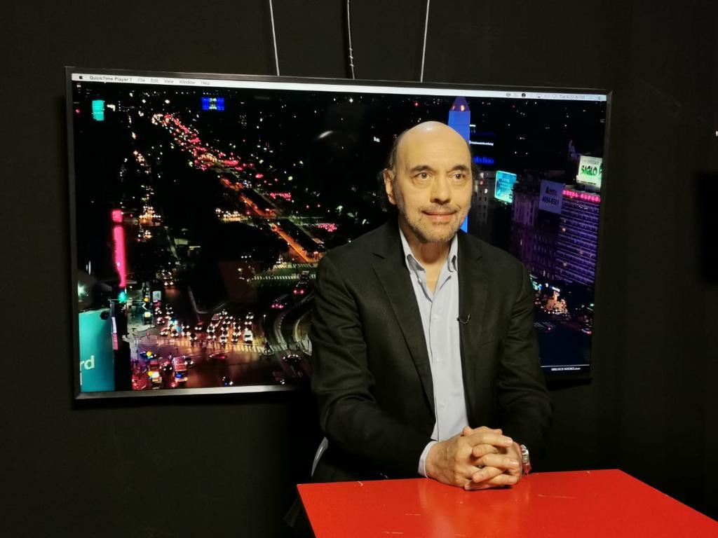 Nuevamente en CNN analizamos la semana politica argentina (2)