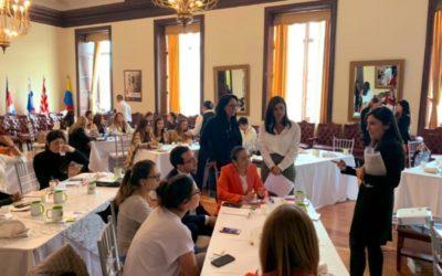 Asesoramiento en comunicación estratégica en el Congreso Nacional de Colombia