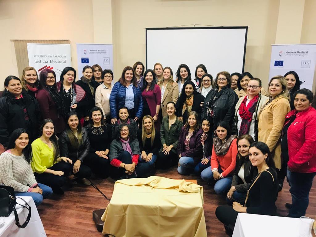 Taller de comunicación e imagen para mujeres líderes 6