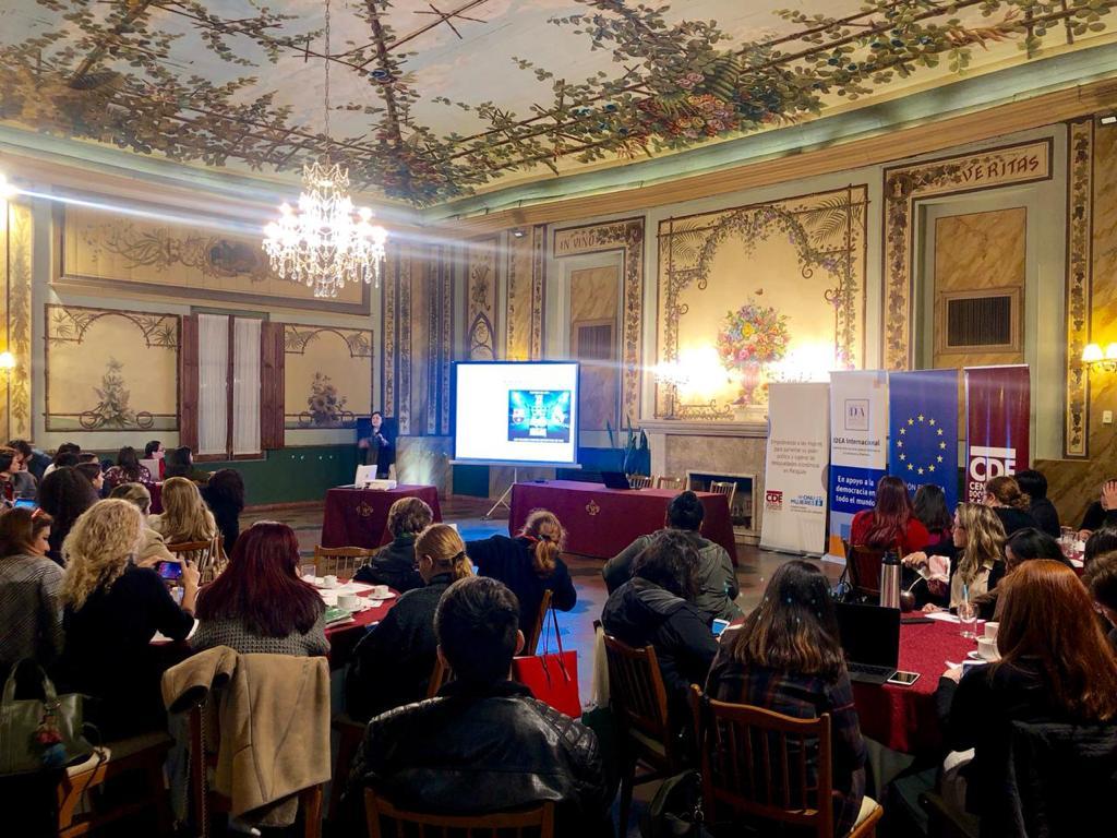 Asesoramiento en comunicación estratégica en Paraguay (1)