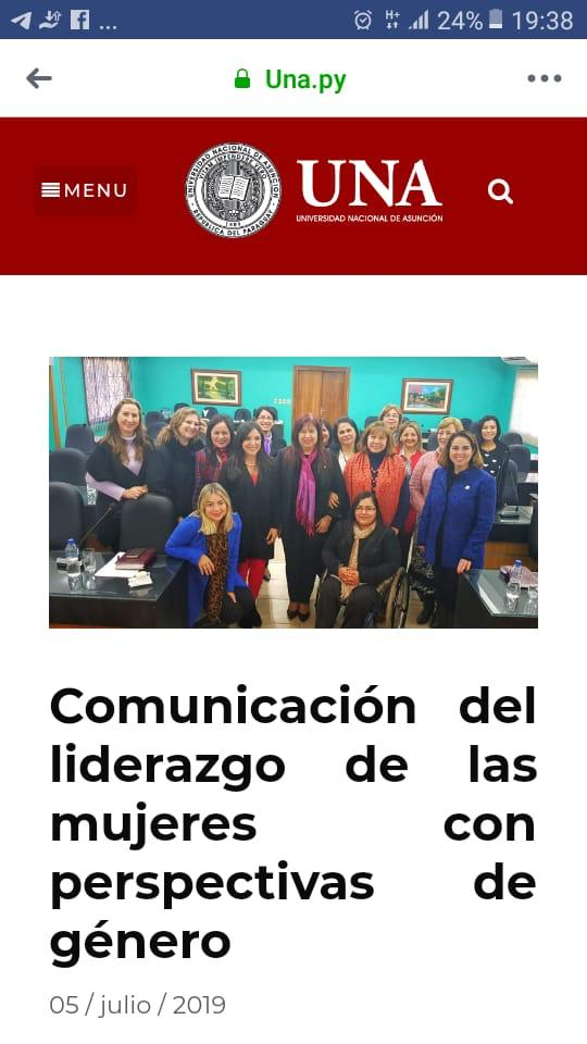 Comunicación del liderazgo de las mujeres (2)
