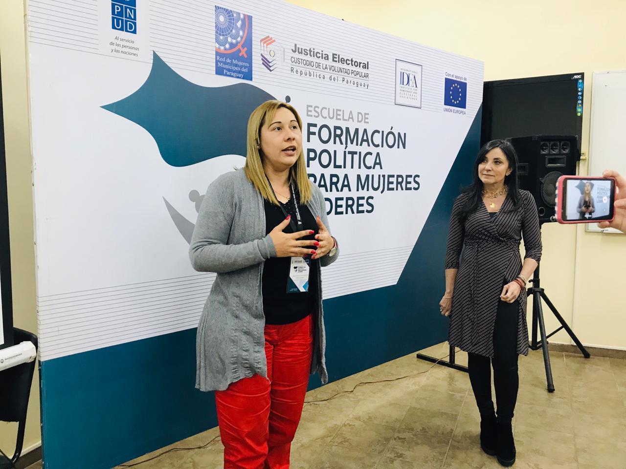 Comunicación del liderazgo de las mujeres(4)