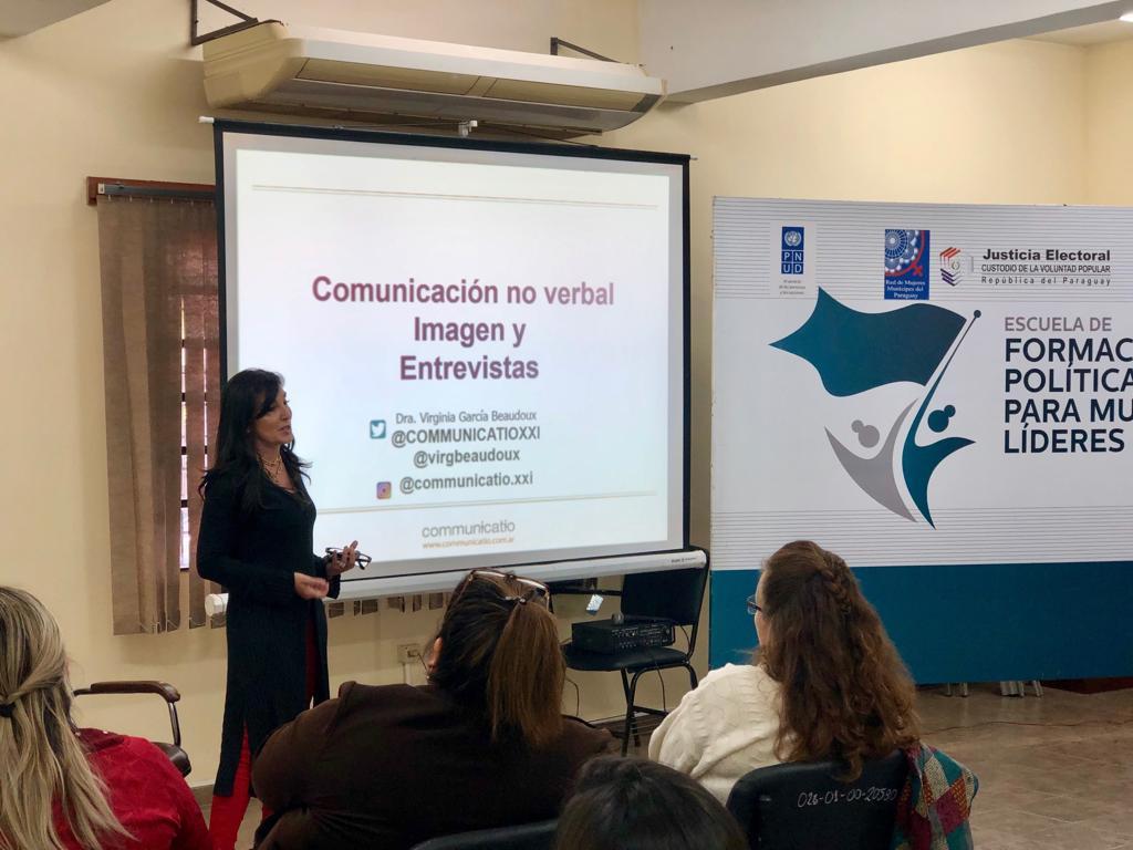 Comunicación no verbal, imagen y media training (1)