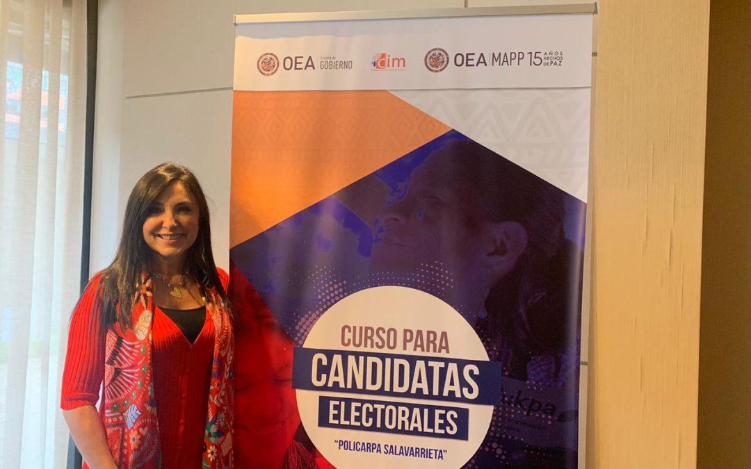Comunicación y preparación de candidatas