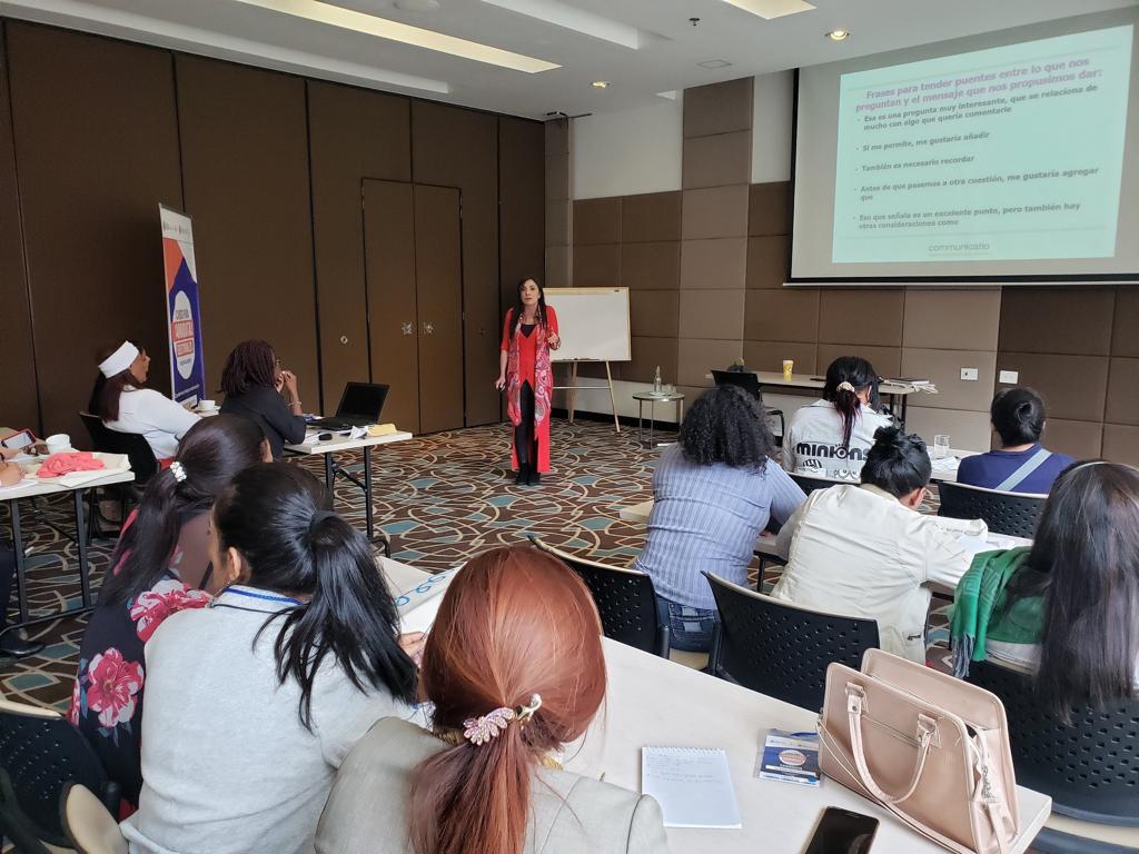Comunicación y preparación de candidatas (5)