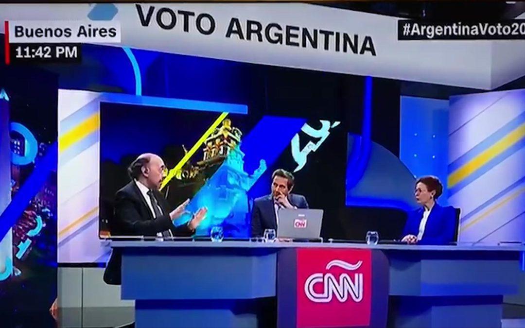 En CNN analizamos los resultados de las elecciones primarias Argentina 2019