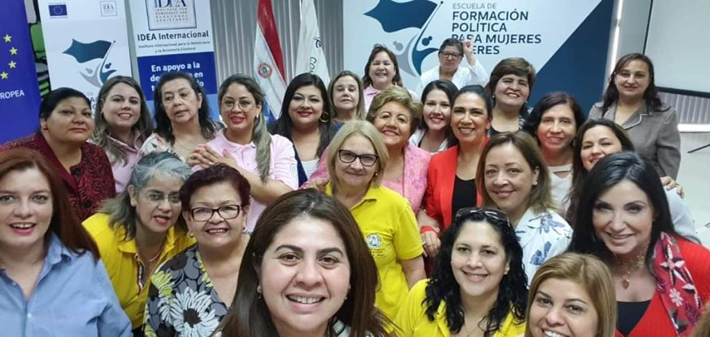 Formación para mujeres líderes5