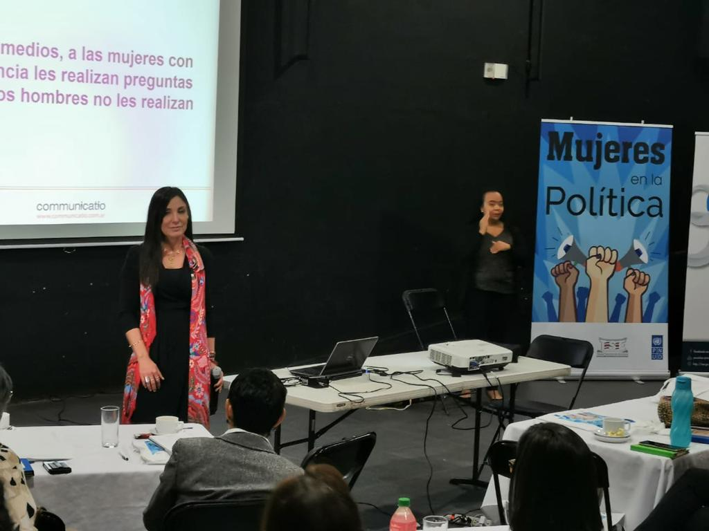 Mujeres en la política (5)