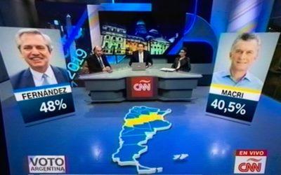 En CNÑ analizamos el resultado de las elecciones Argentina 2019