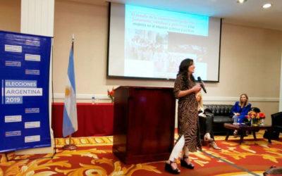 Evento elecciones Argentina 2019