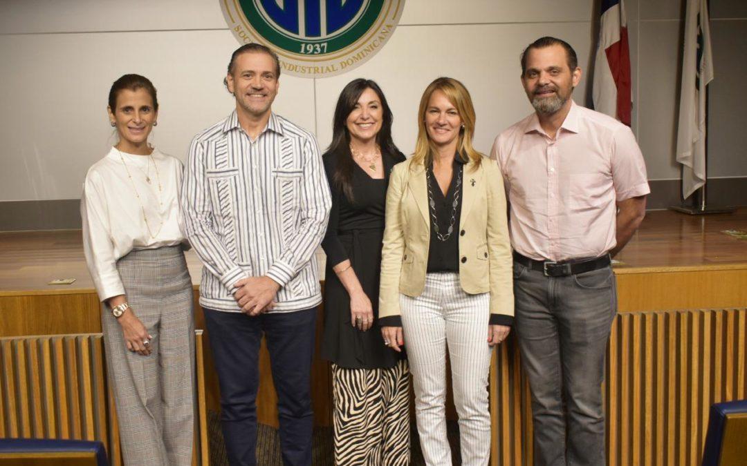 Charla en la Sociedad Industrial Dominicana: comunicación inclusiva y diversidad