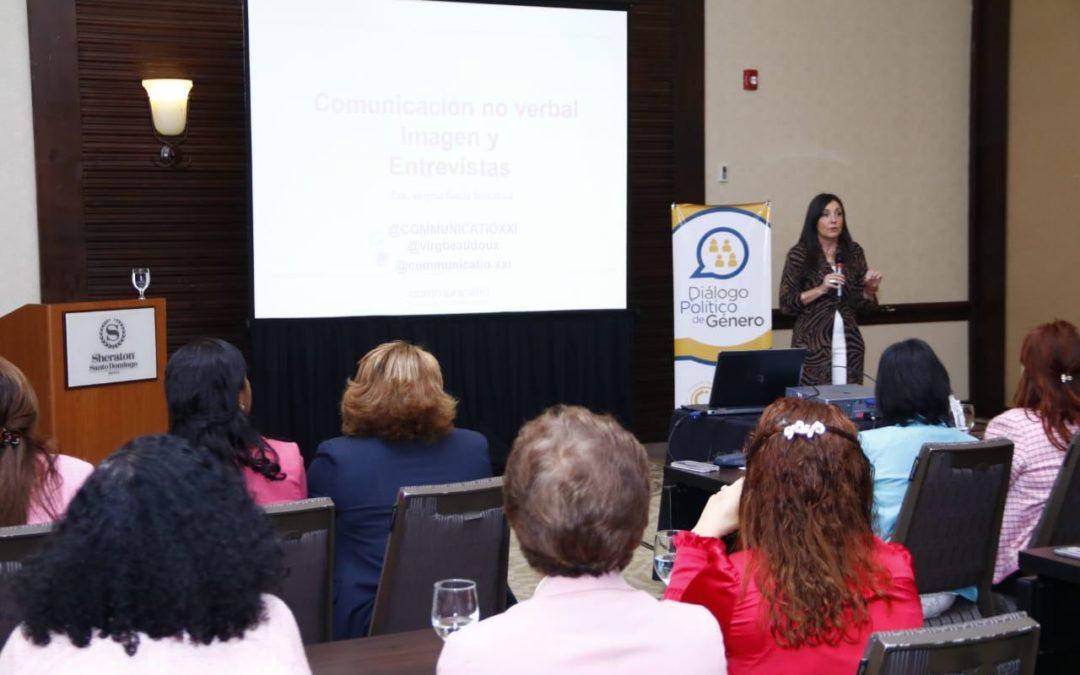 Taller de comunicación para mujeres líderes