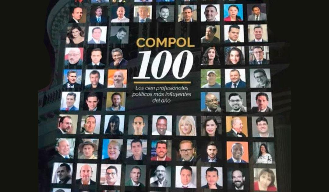 Distinguidos entre los 100 profesionales de la comunicación más influyentes