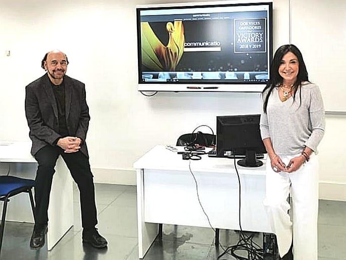 En Madrid, nuevamente en el Master de Asesoramiento de Imagen y Consultoría Politica
