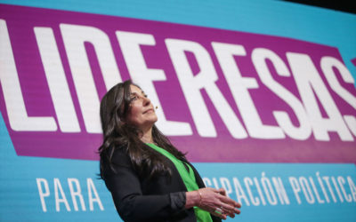 """Virginia García Beaudoux """"De los sesgos de género, al liderazgo de las mujeres"""""""
