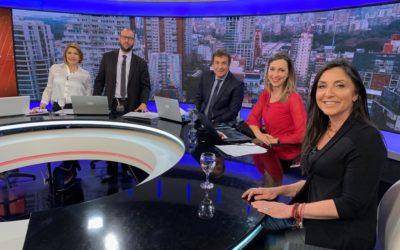 En TV hablamos de mujeres y política