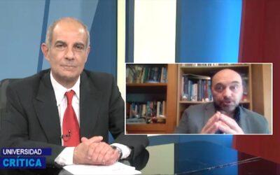 Orlando D'Adamo analiza la situacion política y la crisis del Covid-19