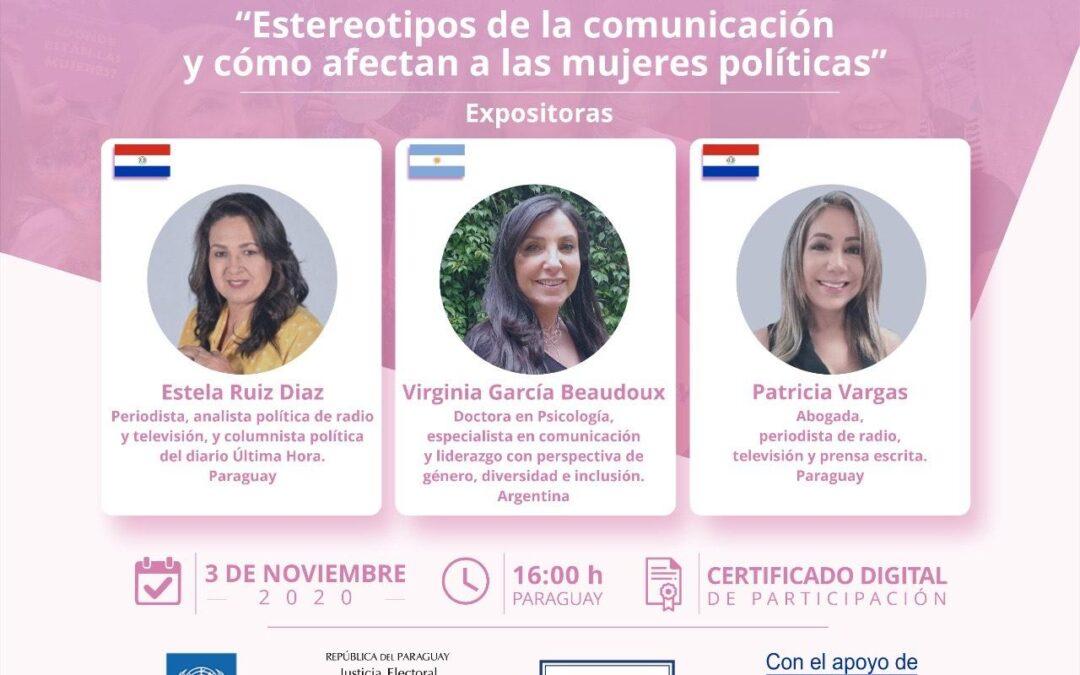 Estereotipos de la comunicación y cómo afectan a las mujeres políticas