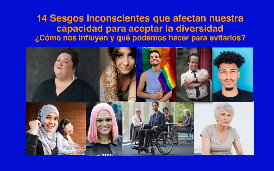 Charla en Direct TV sobre sesgos inconscientes, diversidad e inclusión