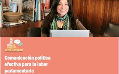 Comunicación para la labor parlamentaria