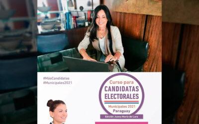 Oratoria para candidatas electorales