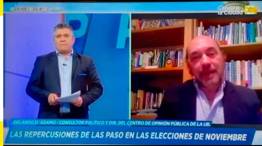 Análisis de las Primarias 2021 en Argentina