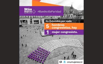 Lanzamiento de estrategia en Colombia